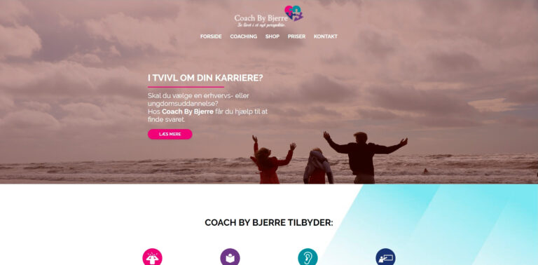 Coach By Bjerre