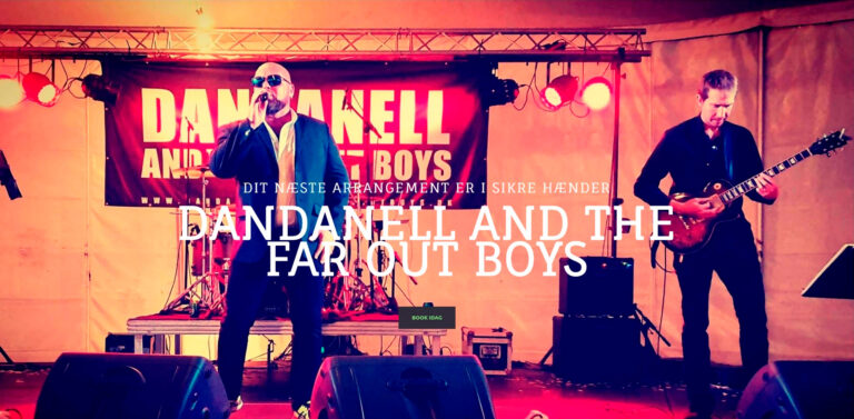 Dandanell and the far out boys